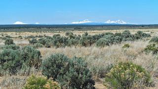 High Desert Bandlands   by Hiking Central Oregon