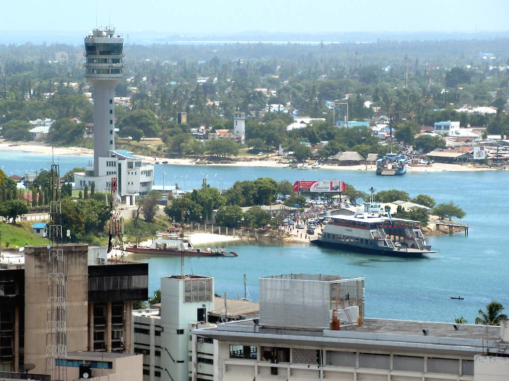 Dar Es Salaam Lighthouse