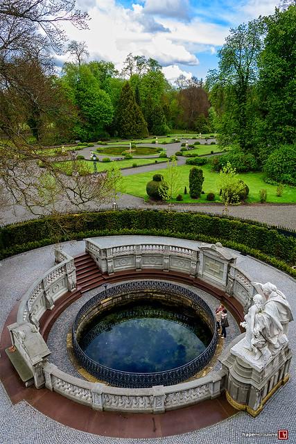 Donauquelle mit Schlosspark