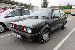 1983 VW Golf 1.8 GTi | by Spottedlaurel