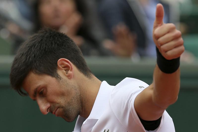 Novak Djokovic。(達志影像資料照)