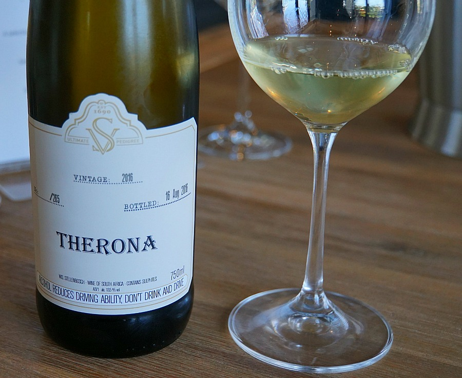 Therona Wine from Stellenbosch Vineyard