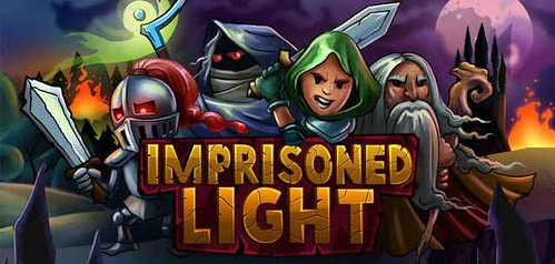 IMPRISONED LIGHT - un arcade retrò da provare al volo su iPhone e Android!!!