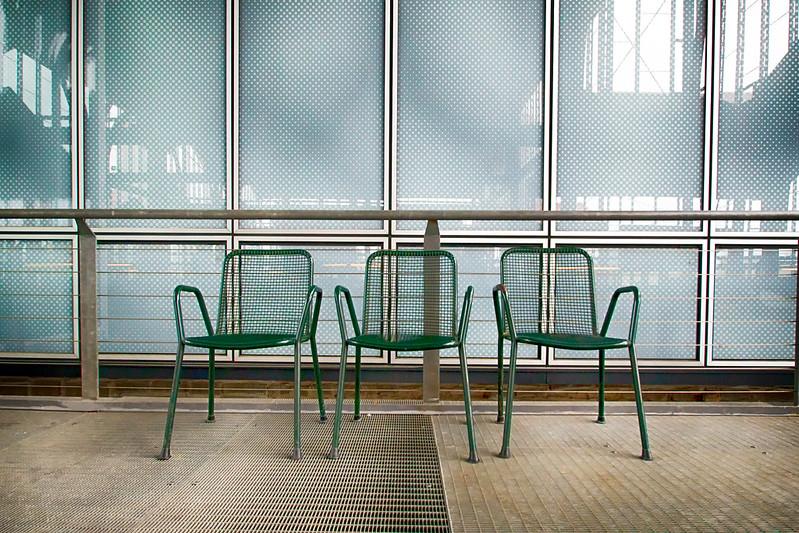 The stolen fourth chair