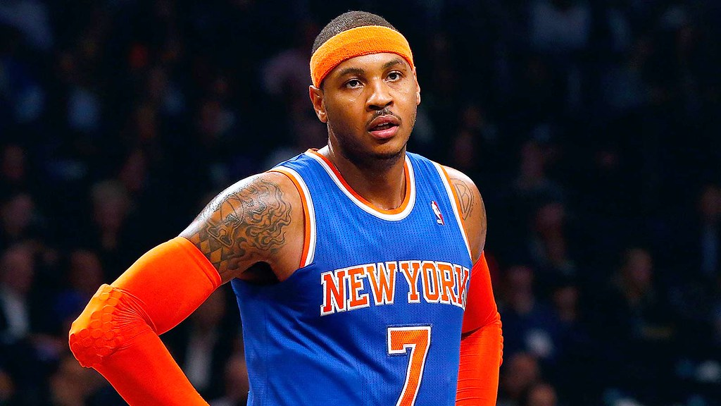 Carmelo Anthony Height, Weight, Age, Bio, Body Stats, Net Worth & Wiki