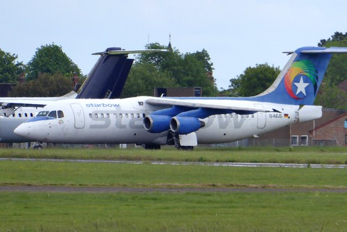 D-AEJS Cranfield 21 May 2017 | by ACW367