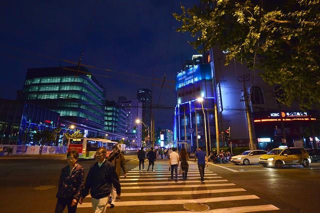 Shanghai - Huashan Road