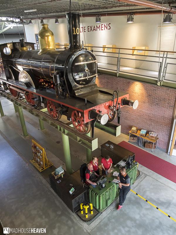 Railway Museum - 0148