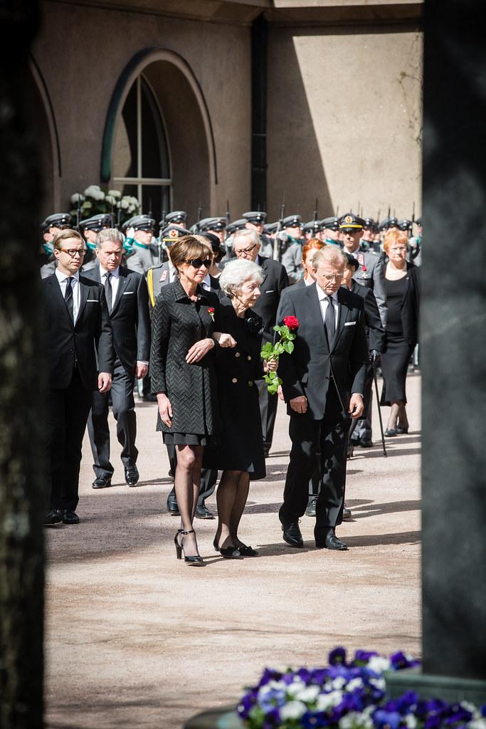 Valtiolliset Hautajaiset
