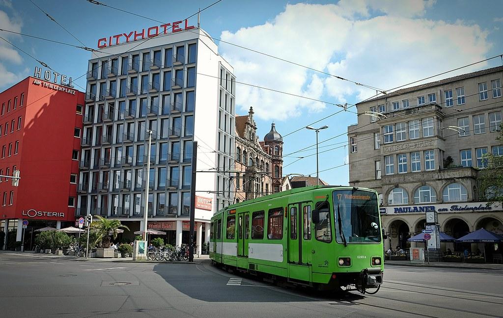 Hannover Thielenplatz Maikel L Flickr
