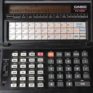 Casio FX790P Pocket Computer (1986)