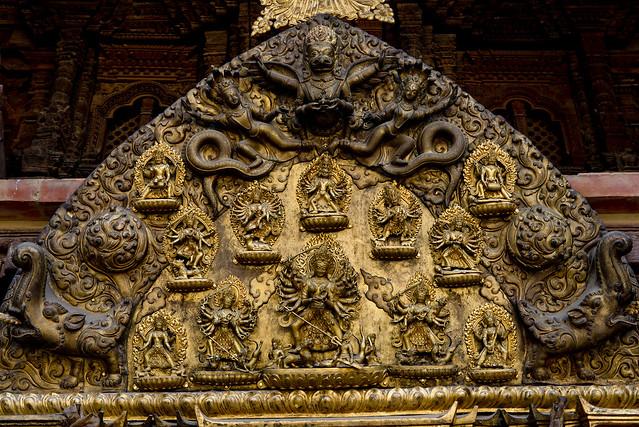 NPL - Golden Torana - Patan