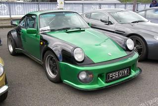 Porsche 911 Turbo Custom   by jul205rallye