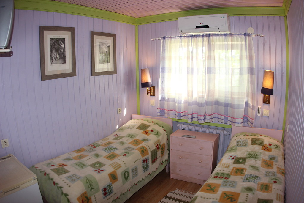 Двухместный стандартный номер, размещение 2 + 0, с завтраком, отель Баден Баден в Архипо-Осиповке