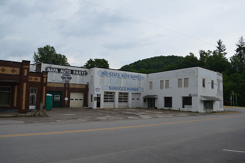 grantsville wv westvirginia auto supply repair garage ford dealership