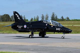 Hawk T1A,  XX205  CU-842   by WestwardPM