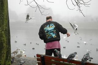 Weymouth, River Wey, UK, 2006