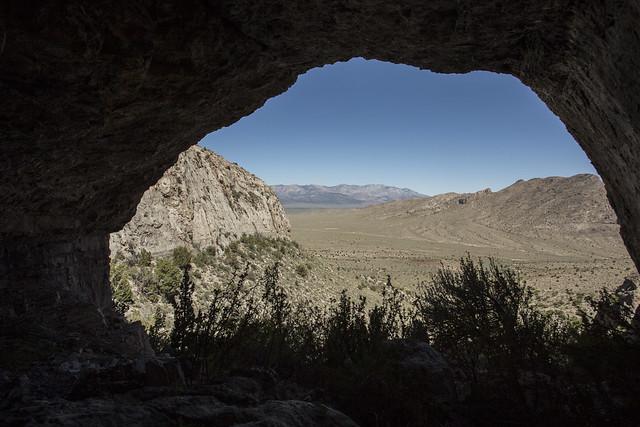 Herd of Horses cave