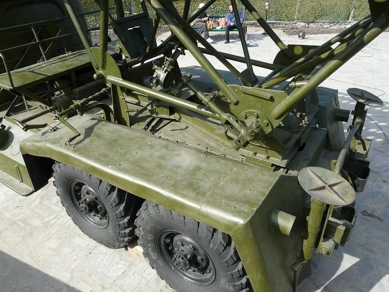 BM-13 on ZiL-157 2