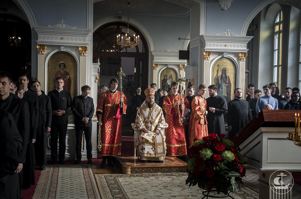 23 мая 2017, Отдание праздника Пасхи / 23 May 2017, The end of the Easter feast