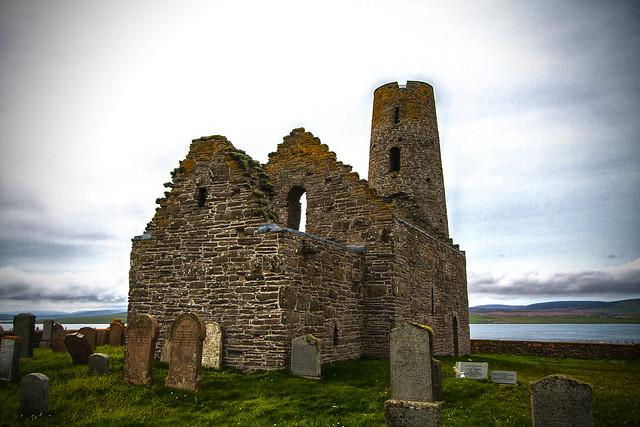 St Magnus Church, Egilsay