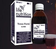 Tonus Fortis - opinii. Unde să cumpăr? Care este pretul? Life Nutrition