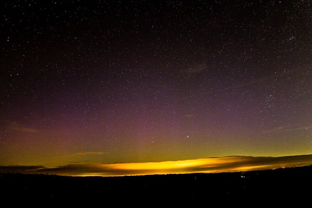 Aurora Borealis From Oxfordshire 02:00BST 28/05/17 (Explored)