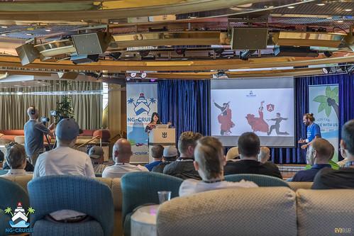 NG Cruise Day 1 Miami 2017 - 63 | by Eva Blue