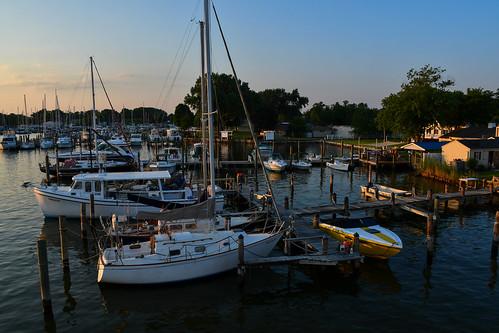 nikon d7500 nikond7500 nikon18140mmf3556 deale maryland waterfront summer water chesapeakebay marina