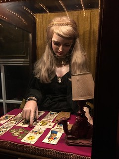 Fortune teller automata at House on the Rock | by DanCentury