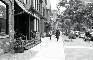Strolling Along Prince Arthur Ave | by Bill Smith1