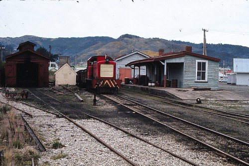 Diesel replacement at Kaitangata 1967 or 1968 | by Wheel5800