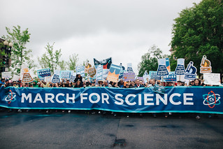 March for Science   by mollyktadams