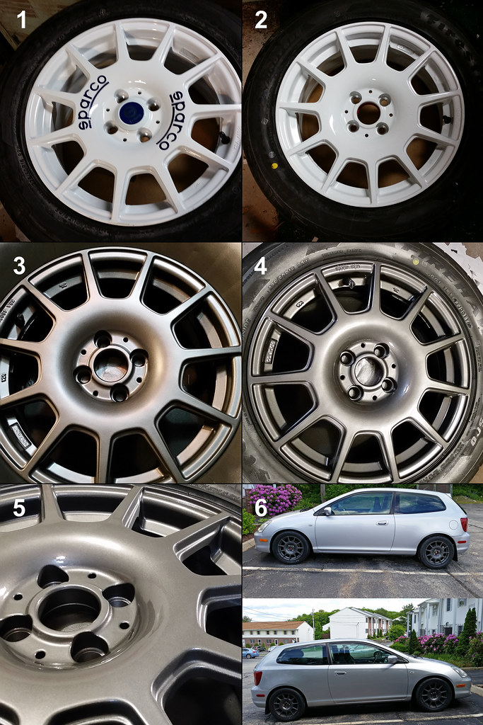 Sparco Terra Plasti Dip process | Sparco doesn't make these