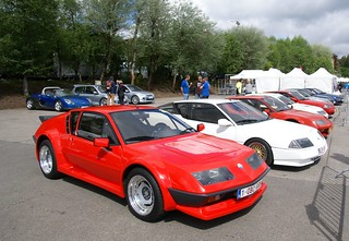 Renault Alpine | by jul205rallye