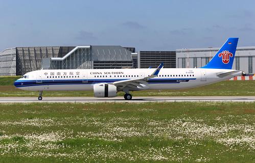A321-271N, China Southern Airlines, D-AVXM (MSN 7548) | by Mathias Düber