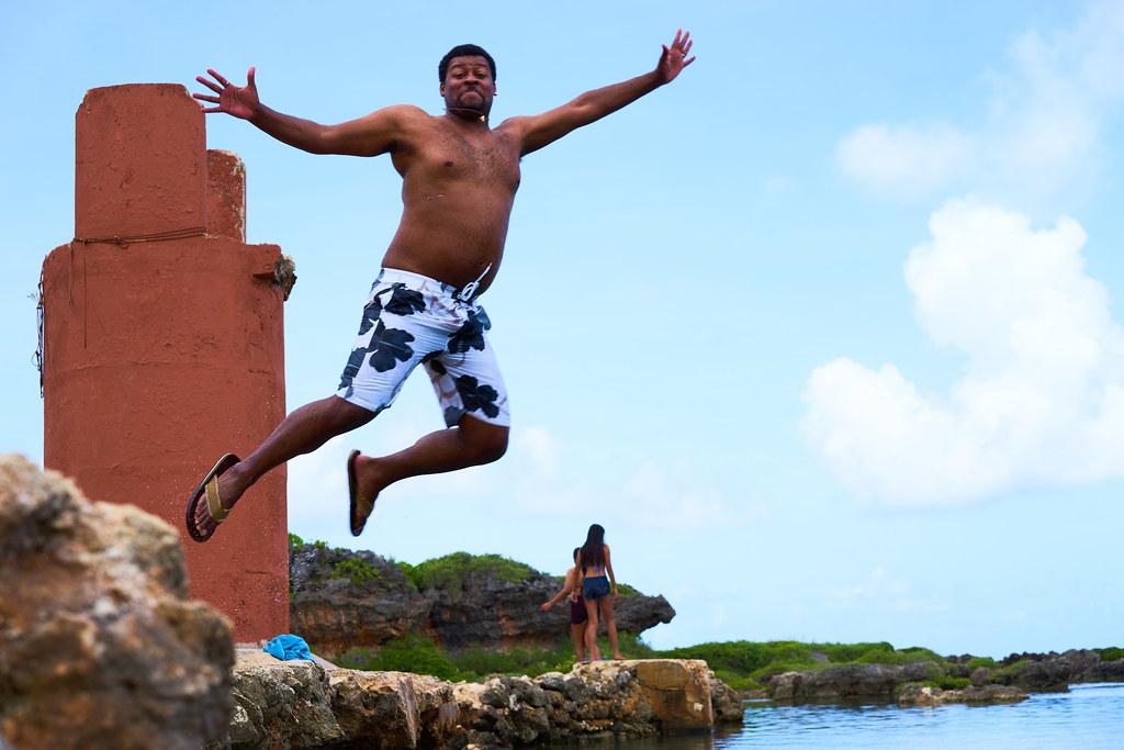 Inarajan(イナラハン)ジャンプ
