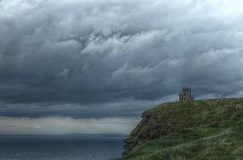 weather cloudy clouds storm ocean oceano irlanda ireland coast nwn
