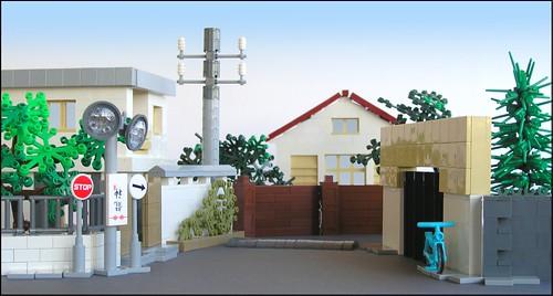 Toarushi street