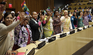 African Women Leaders Network - Launch events at UNHQ   by UN Women Gallery