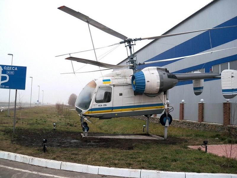 Kamov Ka-26 1