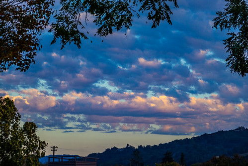ca sanjose sky sunset nature evening california clouds unitedstates us