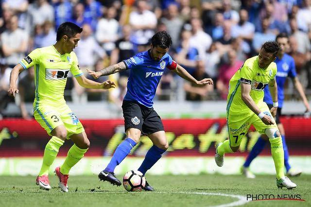 Club - AA Gent 21-05-2017