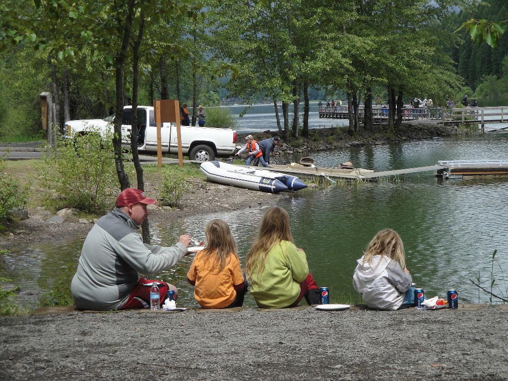 Detroit Ranger District-Free Fishing Day-113