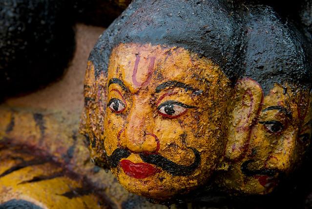 NPL - Hindu god - Kathmandu