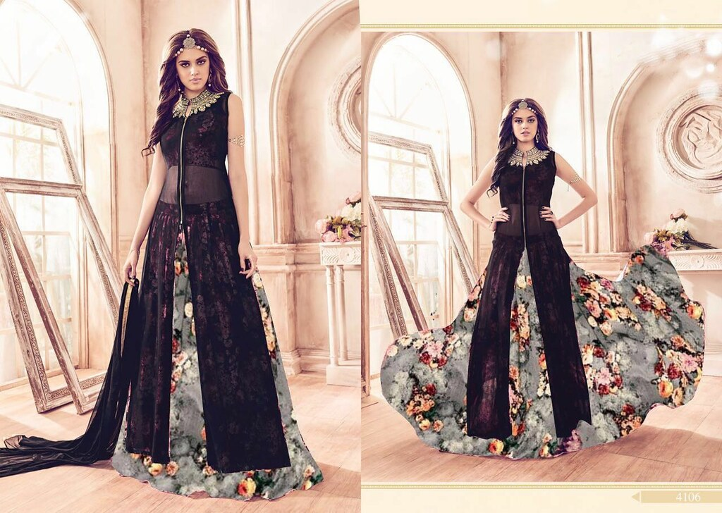 d204e39b3a ... Maisha Maskeen Mannat 4106 Coplor Replica 2 IN 1 Style Traditional  Salwar Suits Wholesale Supplier in