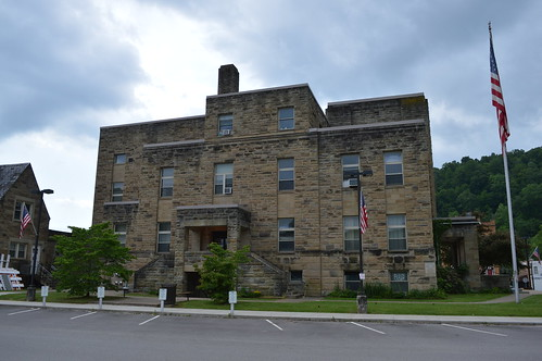 calhoun county wv westvirginia grantsville courthouse