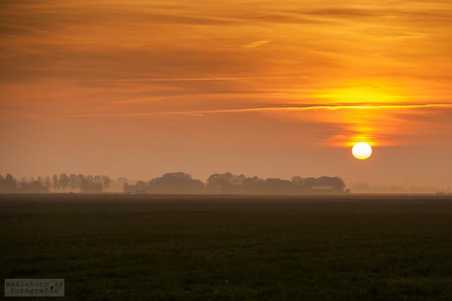 Sunrise Amsterdam