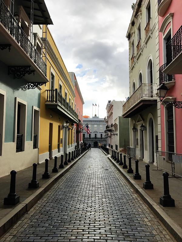 La Fortaleza, Old San Juan