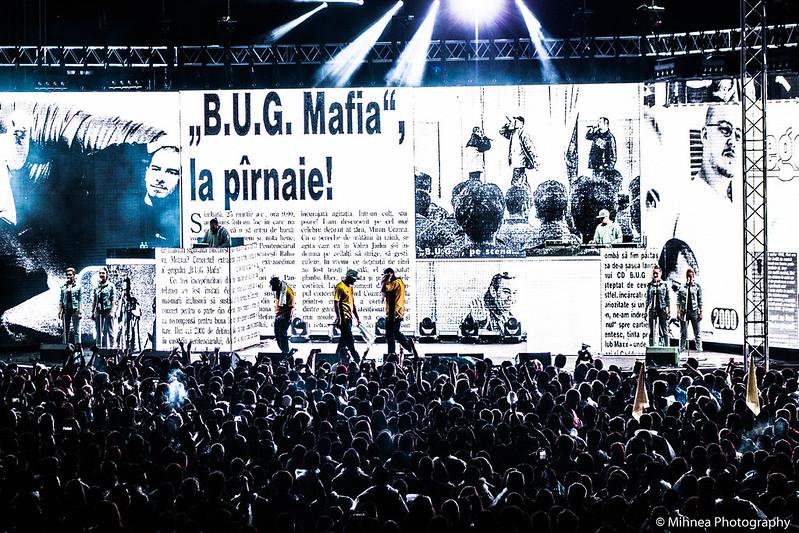 Concert BUG MAFIA Arenele Romane 27.05.2017